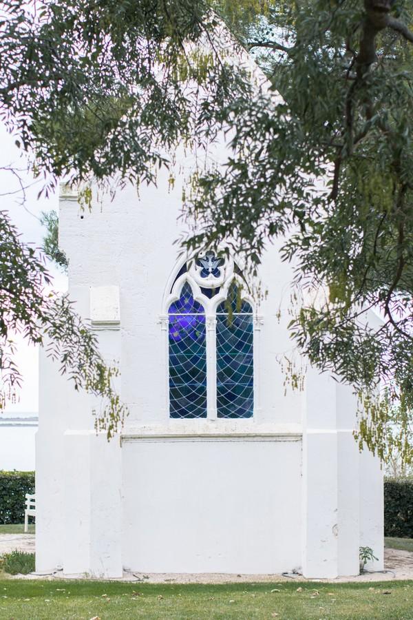 Chapel at Domaine des Moures