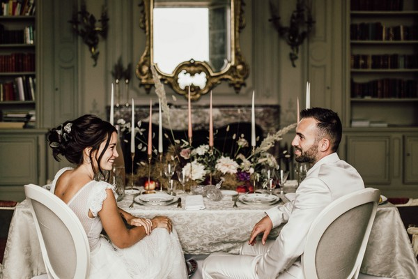 Les Images de Tom Styled shoot Head table 019