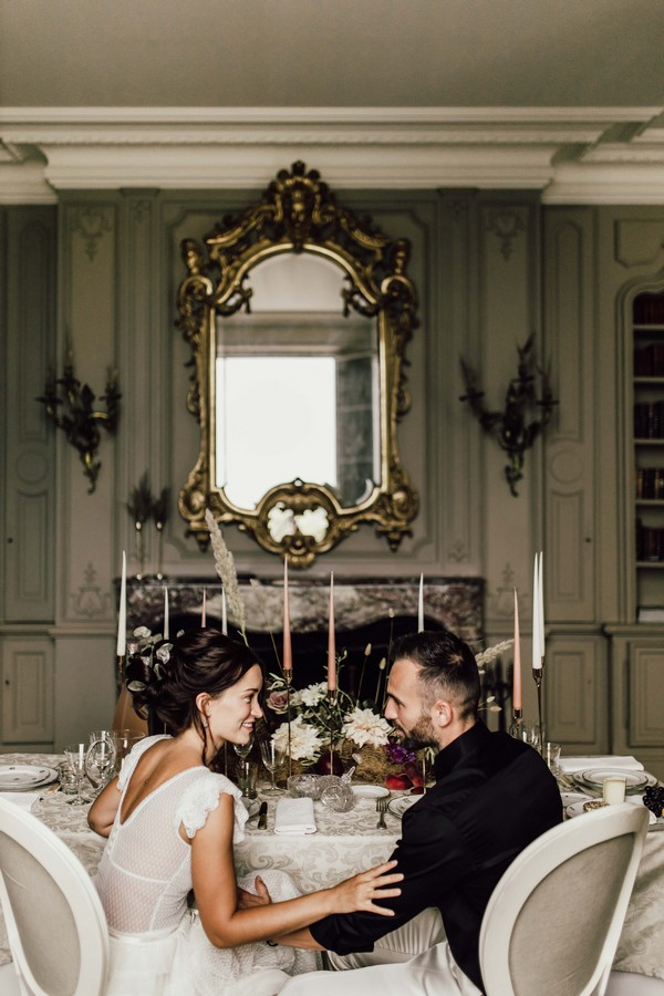Les Images de Tom Styled shoot Head table 020