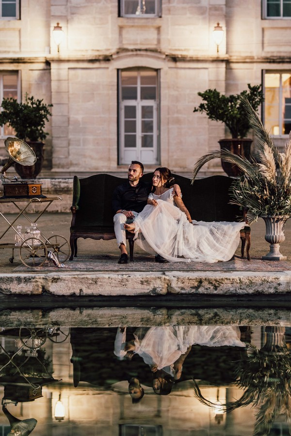 Les Images de Tom Styled shoot Sunset at the Castle 003