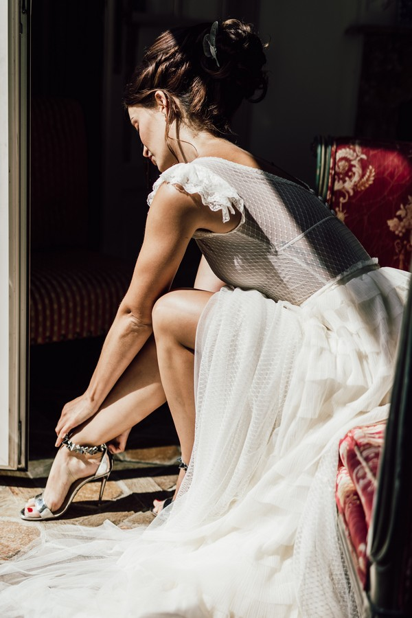 Les Images de Tom Styled shoot The Bridal gown 007