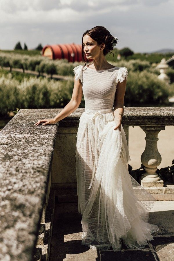 Les Images de Tom Styled shoot The Bridal gown 011