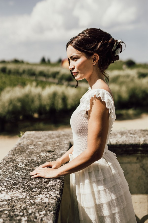 Les Images de Tom Styled shoot The Bridal gown 012