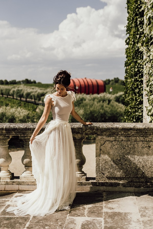 Les Images de Tom Styled shoot The Bridal gown 015