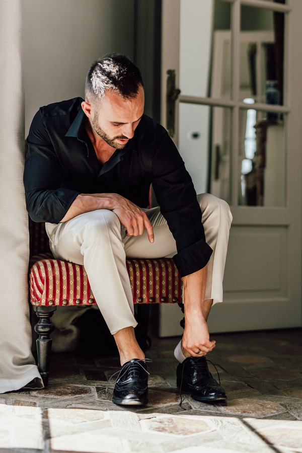 Les Images de Tom Styled shoot The Groom 002