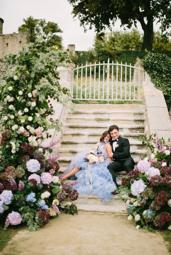 intimate covid wedding