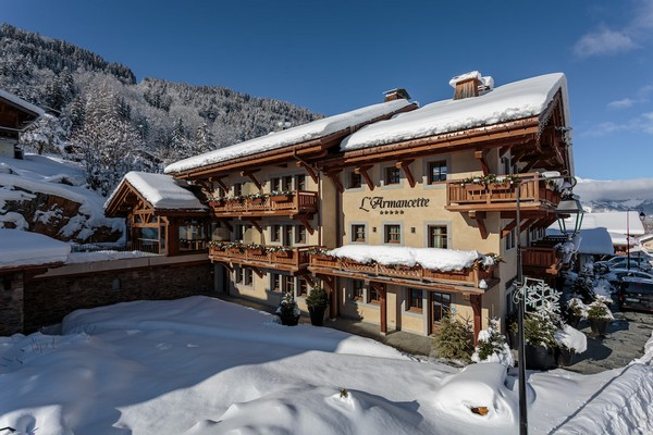 L'Armancette Hotel, Chalets & Spa in the French Alps