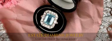 Estate Diamond Jewelry – Second Top