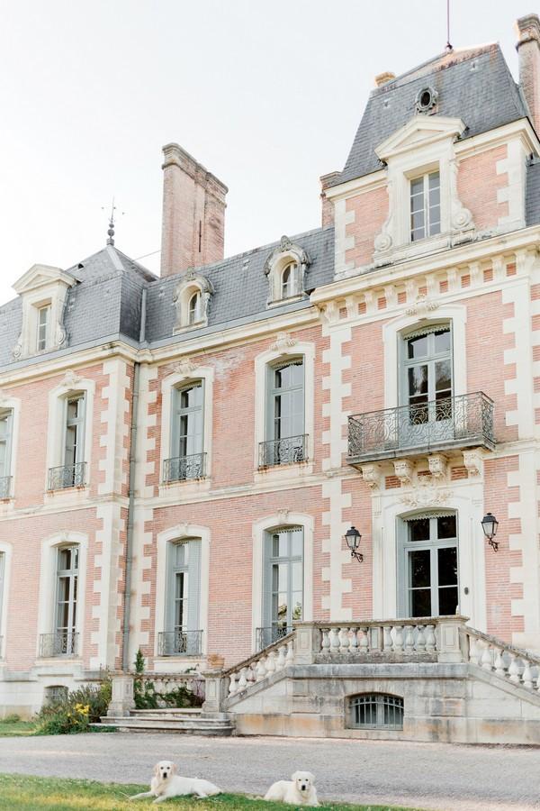 Chateau de la Baronnie in France