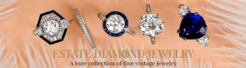 Estate Diamond Jewelry – Classic