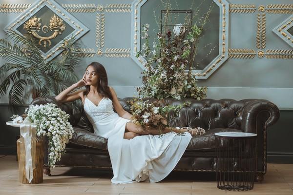 Cosmopolitan Bride In Bordeaux