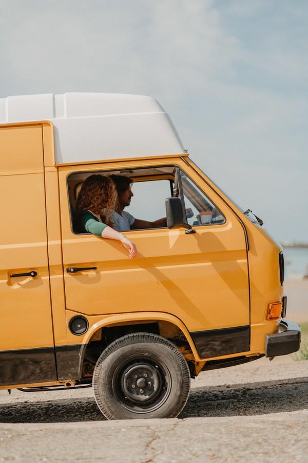 Road trip sur l'île de Ré Editorial